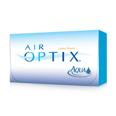 Air Optix Aqua - 3 броя