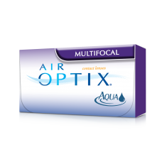 Air Optix Aqua Multifocal - 3 броя