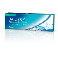 Dailies AquaComfort Plus Toric - 30 броя