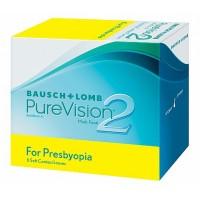 PureVision 2 for Presbyopia - 6 броя