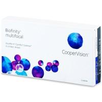 Biofinity Multifocal - 3 броя