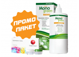 Expressions Colors - 2 броя + разтвор Oftyll Monogreen 360 ml