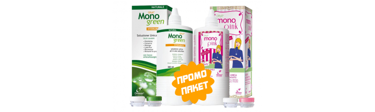 Oftyll Duo - Oftyll Monogreen 360 ml + Oftyll Monopink 360 ml