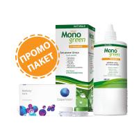 Biofinity Toric - 6 Lenses + Oftyll Monogreen 360 ml