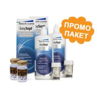Optima Toric - 2 броя + EasySept 360 ml - 2 броя