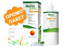 Proclear - 4 броя + Oftyll Monogreen 360 ml