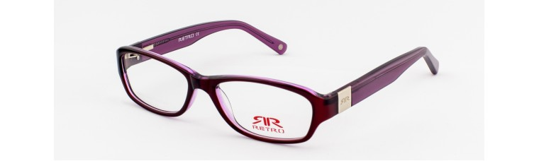 Retro - RR522 - Red and Purple