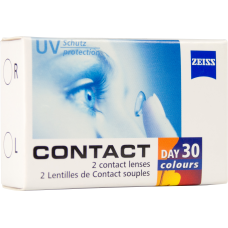 Zeiss Contact Day 30 Colors - 2 броя