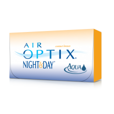 Air Optix Night and Day Aqua - 3 броя