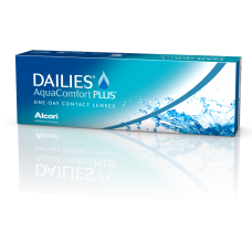 Dailies AquaComfort Plus - 10 броя